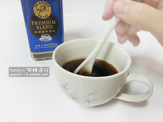 伯朗冷凍乾燥咖啡-精緻濃萃風味17