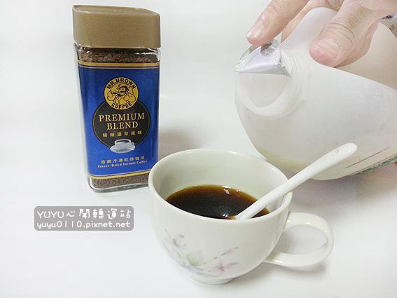 伯朗冷凍乾燥咖啡-精緻濃萃風味18