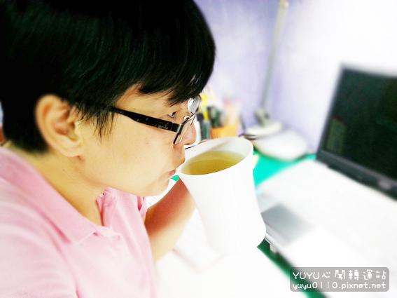 台灣茶人-辦公室正能量-玫瑰綠茶15
