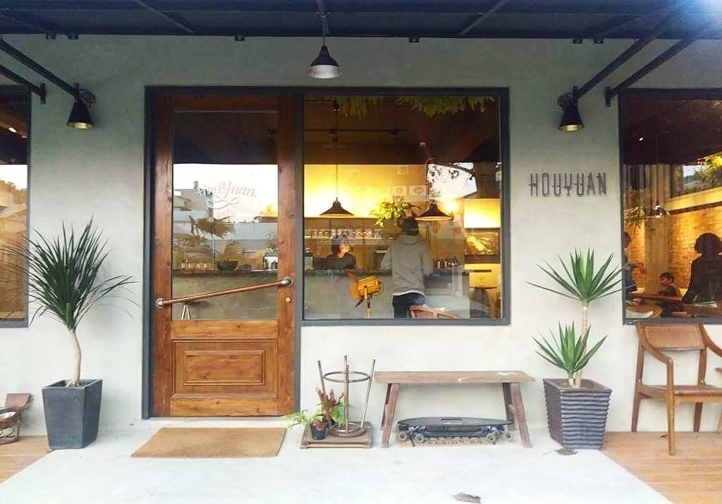 【雲林虎尾・咖啡館】後院 houyuan – 40年老屋新生