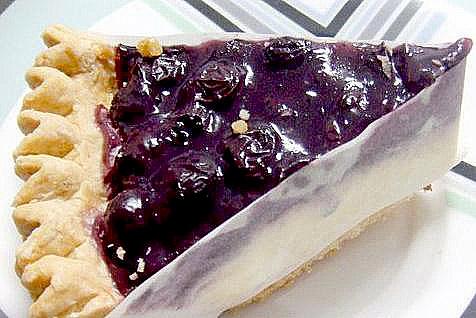 艾媽咪食品屋-藍莓乳酪派-a