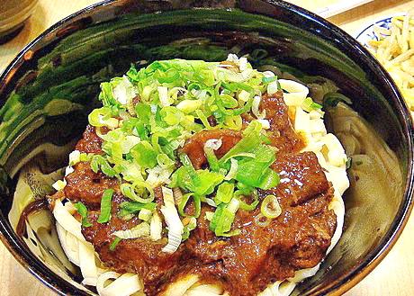 東東傳統麵食-乾拌牛肉麵-a