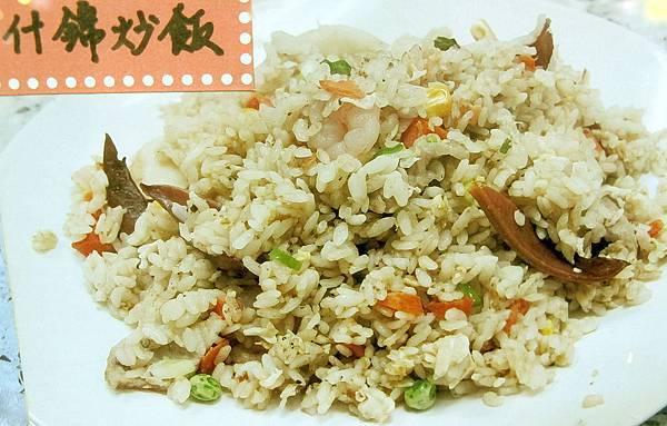 劉家魷魚羹-什錦炒飯-a