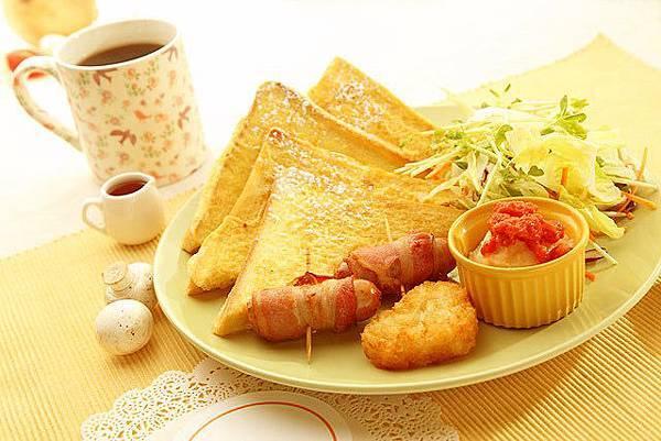 李歐愛高妹-優雅法式早午餐-a