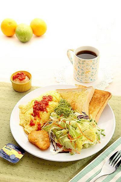 李歐愛高妹-歐姆蛋早午餐-a