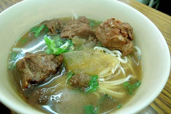 津禾麵食館-排骨麵2-a