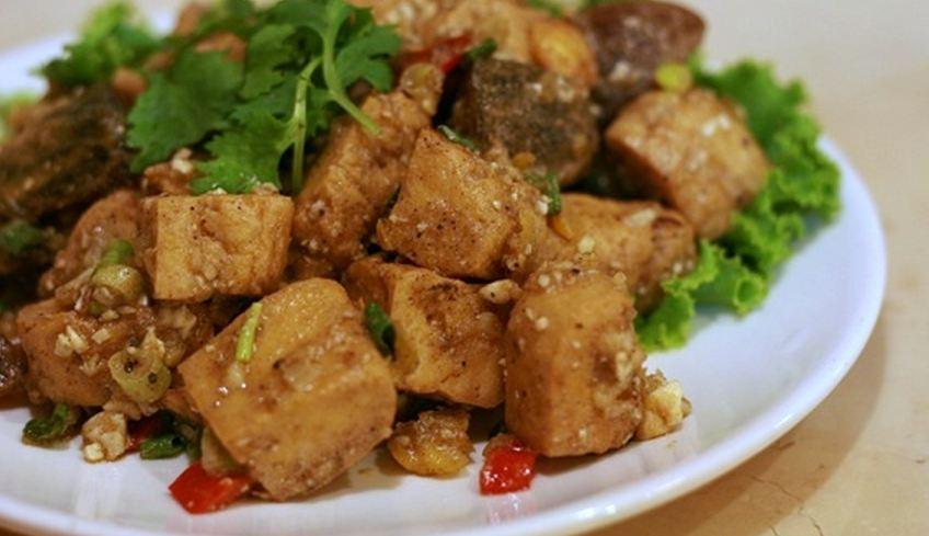 非常臭豆腐
