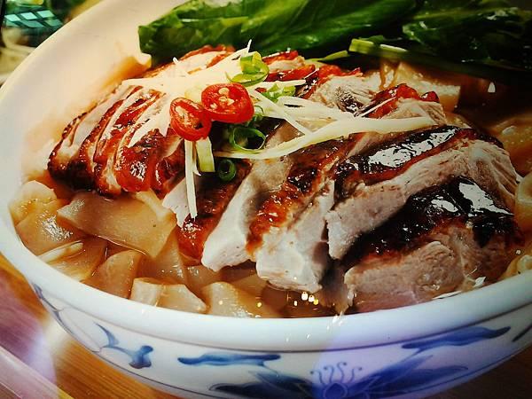 龍華燒臘 (8)-燒鴨湯麵