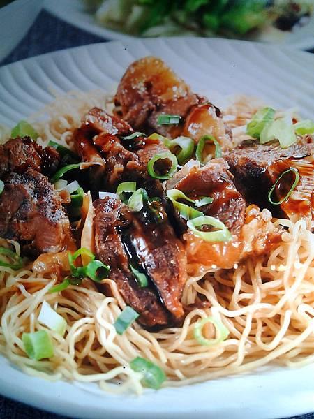 龍華燒臘 (4)-牛暔炒麵