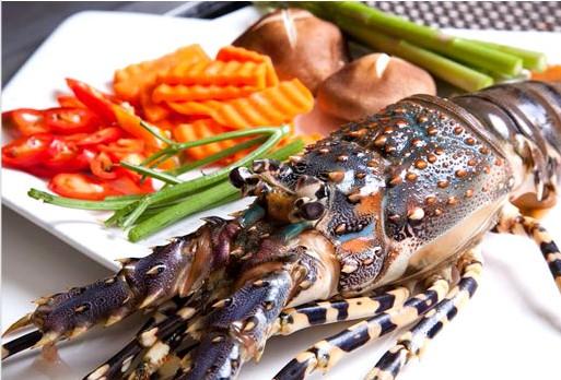 軒妮士鐵板燒-龍蝦