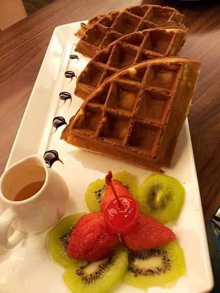 可洛思咖啡輕食館-美味鬆餅