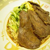 李掌櫃-牛肉麻醬乾拌麵
