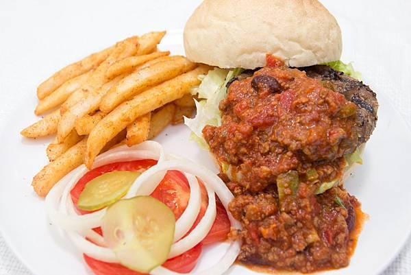 肉醬漢堡-2