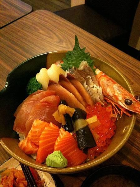 狩の居食屋-海鮮蓋飯