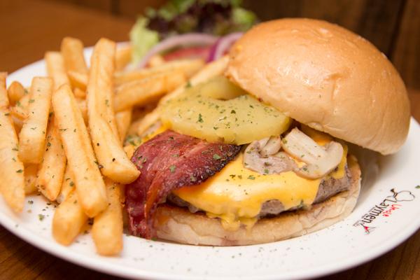 雷蒙叔叔專業門外漢的廚房-邁阿密BBQ漢堡2