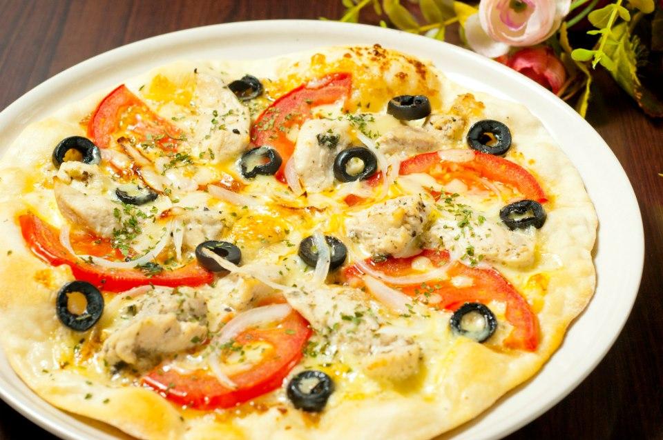嗨!王子異式廚房-西西里嫩雞手工薄脆披薩