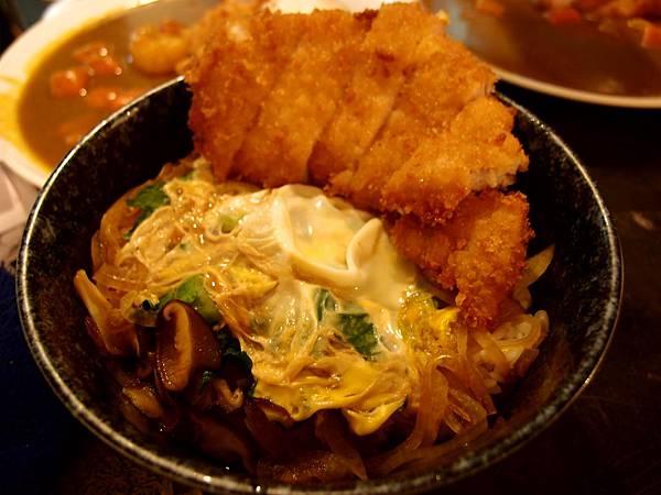 親子丼 (2)