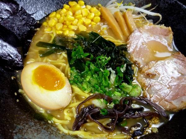 小樽日本拉麵-招牌味噌拉麵