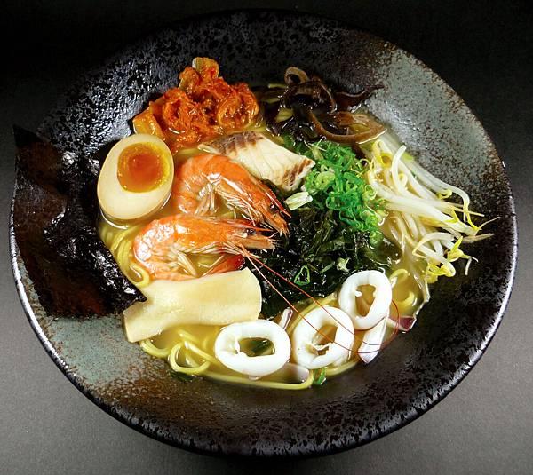 小樽日本拉麵-招牌海鮮拉麵