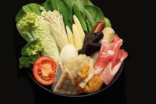 大根堂關東煮-滿足雙人套餐5