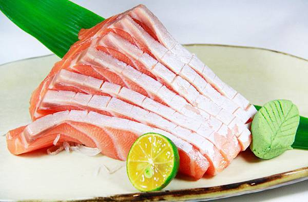 樂味鮮 - 鮭魚肚生魚片