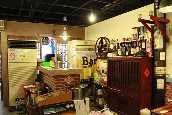 夯店碳烤酒鋪