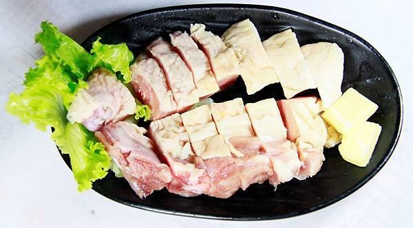 鼎鱻燒肉火鍋 - 去骨雞腿排