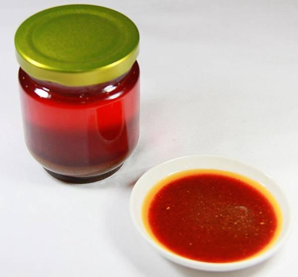 小伍牛肉麵-特調辣椒醬