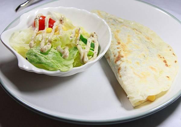 Icepresso Café-田園蔬菜半月燒