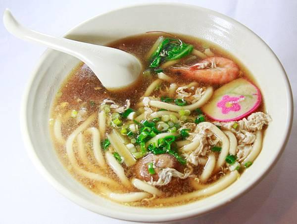 星崎生魚片專賣店-烏龍麵
