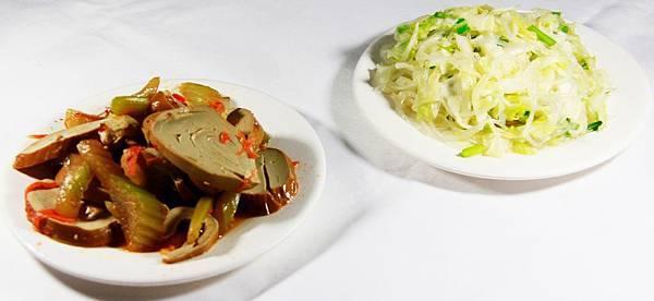 老楊家水餃 - 小菜