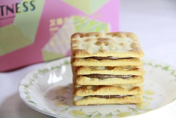 艾瑪手作烘焙工坊-巧克力牛軋餅乾