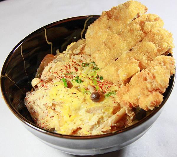 咖哩嘎嘎食堂-豬排丼