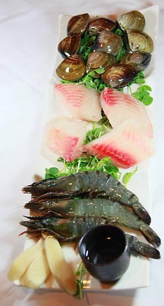 松竹涮涮鍋-海鮮拼盤