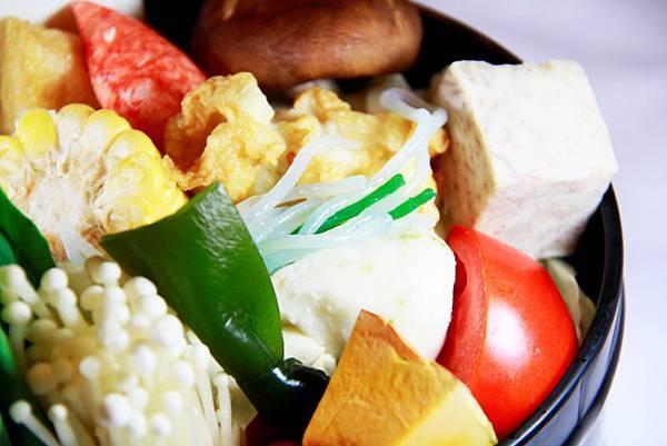 松竹涮涮鍋-蔬菜鍋