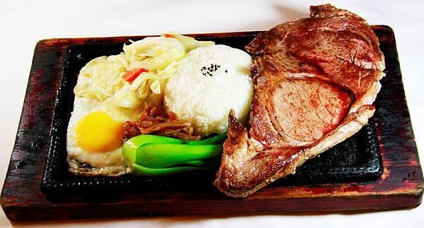 爵品牛排-八盎司沙朗牛排