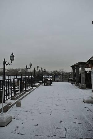 鼓樓鑫園雪景.JPG