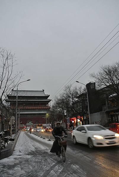 雪覆鼓樓.JPG