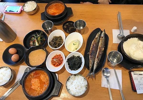 【韓國慶州】令人齒頰留香的石磨嫩豆腐鍋