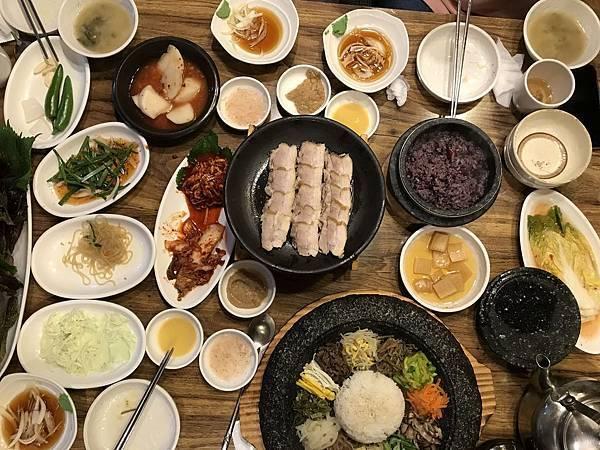 【韓國釜山】隱身在國際市場的韓式飯桌:藝家