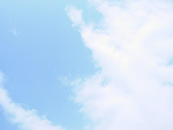 台北內湖的天空