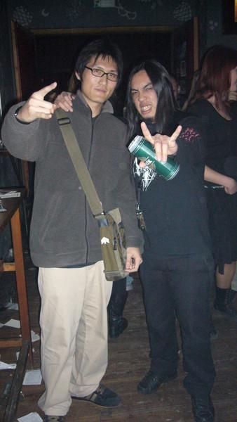 (71)無意間遇到閃靈的吉他手Jesse.JPG
