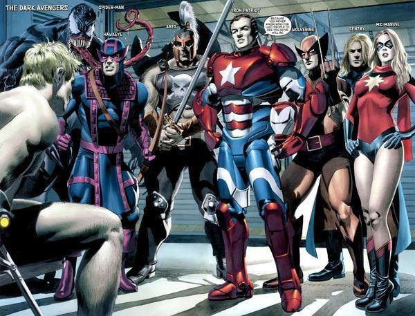 Dark Avengers & Hawkeye.jpg