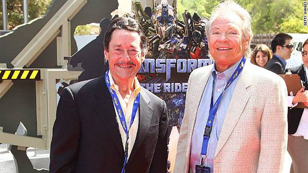 Peter Cullen and Frank Welker - the voices behind Optimus Prime and Megatron.jpg
