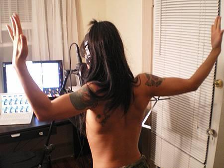 Dr.Mikannibal Recording.jpg