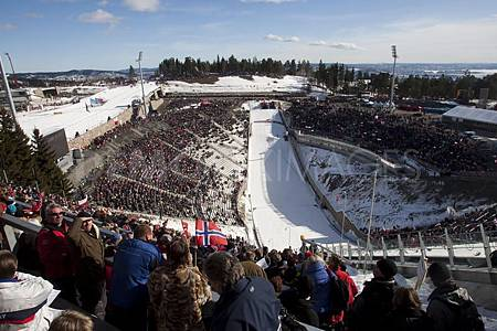 Holmenkollen Ski Arena (photo from Demotix).jpg