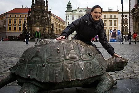 Tarja Turunen在Olomouc市中心.jpg