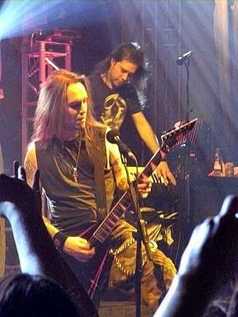 在捷克遇見Children Of Bodom(演唱會實錄)