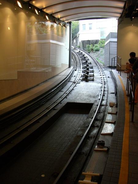 302太平山纜車軌道.JPG