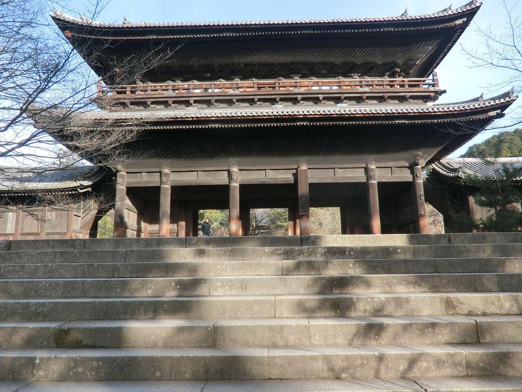 南禪寺三門
